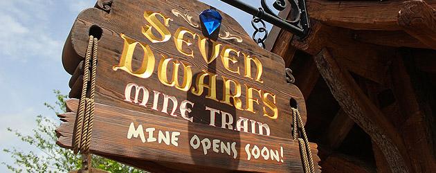 seven-dwarfs-mine-train