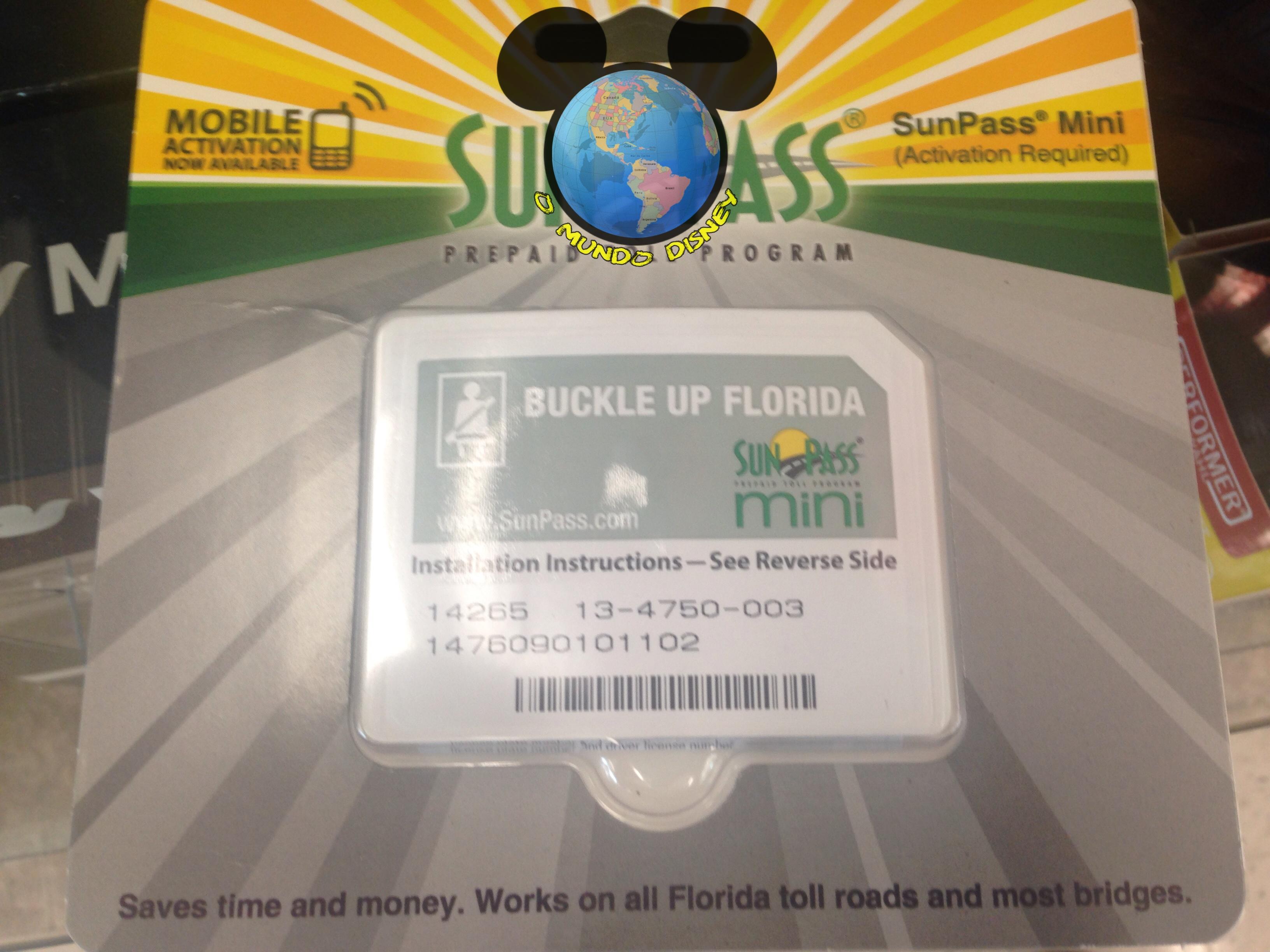 Economizando em Orlando – Pedágios    °o° Mundo Disney