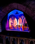 """REAWAKENED BEAUTY -- In time for the Thanksgiving holiday, Disneyland guests will once again experience the story of """"Sleeping Beauty"""" inside the new walkthrough attraction located inside the famous Disneyland castle. (Paul Hiffmeyer/Disneyland)"""